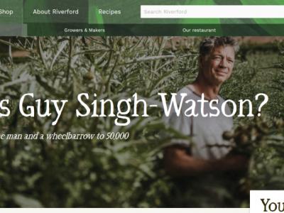 Guy Singh-Watson